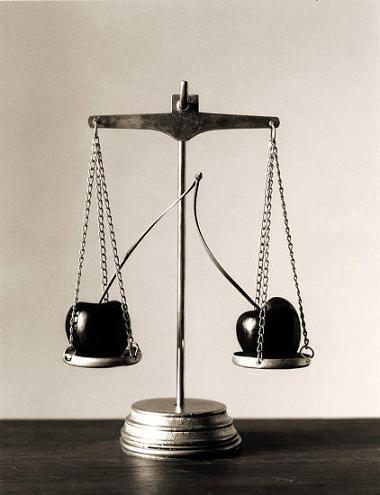 como hacer una balanza