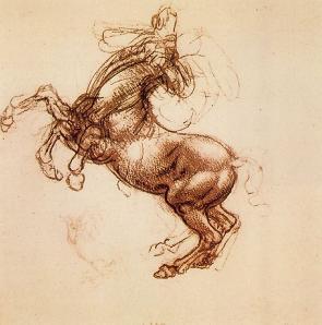 <font size=4><strong>*/ El caballo neurótico ...</strong></font>