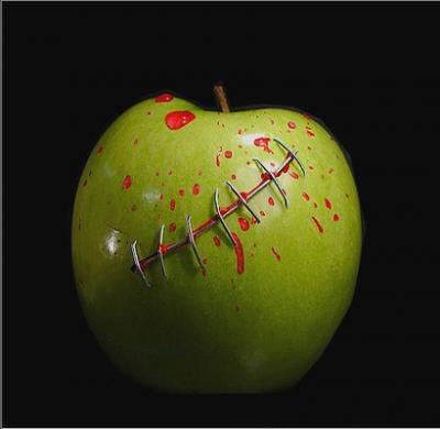 <strong><font size=4>*/ La manzana de la razón ...</strong></font>