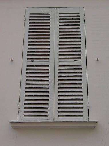 ... ventana en Montmartre ...