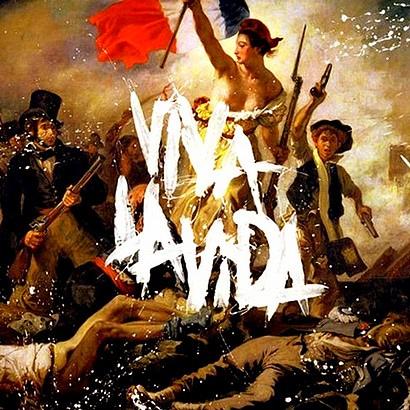Portada - Viva la vida or Death and all his friends - Coldplay