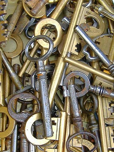 ... somos la llave ...