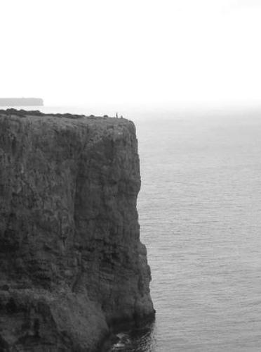 Vista desde el Cabo San Vicente - Algarve